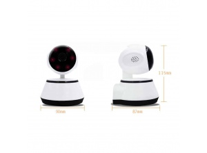 Camera IP Robo EYES x9100  1.0Mpx (phần mềm 360eyes)