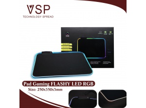 Pad CHROMA - Led RGB - Full Box : 305x780x3mm