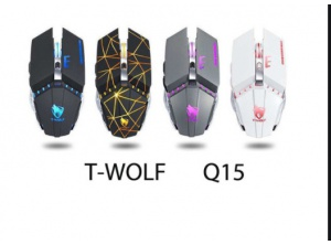 Mouse Ko Dây T-WOLF Q15 Slinet